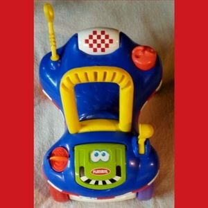 PLAYSCHOOL STEP START WALK AND RIDE TOY